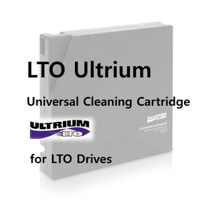 LTO Ultrium UCC Universal Cleaning 크리닝테이프 [HP,IBM]