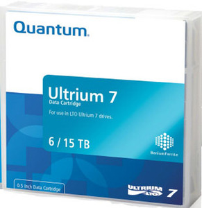 QUANTUM MR-L7MQN LTO7 15TB R/W TAPE