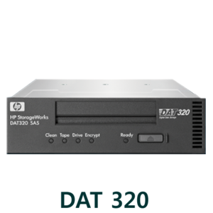 HP DAT320 SAS Internal 160/320GB AJ830A